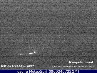 Webcam Mount Ruapehu