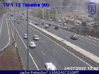 Webcam Tabaiba Trafico