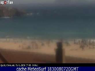 Webcam Tarifa Balneario