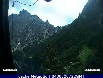 Webcam Tatra National Park