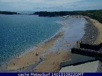 Webcam Tenby Hotel