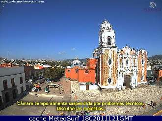 Webcam Tlaxcala