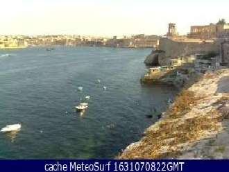 Webcam Valletta Hotel