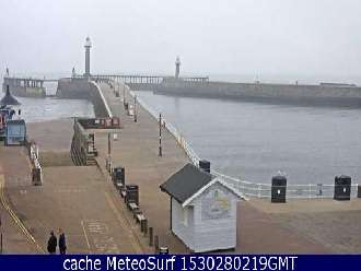 Webcam Whitby Yacht Club