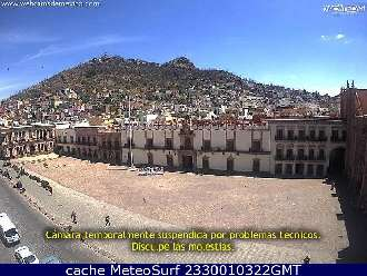 Webcam Zacatecas