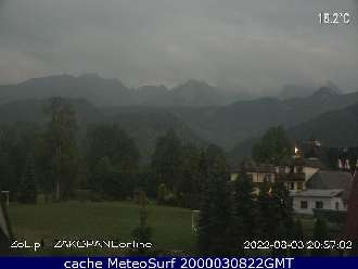 Webcam Zakopane