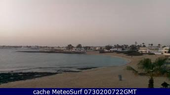 Web Cam Puerto del Rosario Playa Blanca