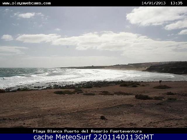 Web Cam Playa Blanca Parador