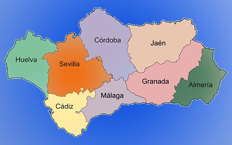 Map Of Spain Showing Malaga.Webcam Malaga Beaches Live Weather Streaming Web Cameras