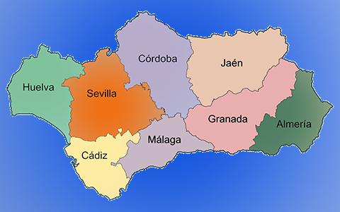 Karte Andalusien Cadiz.Webcam Andalusien Strände Wetter Live Web Kameras